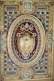 Vatican emblem Stock Image