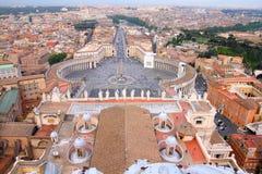 Vatican et Rome photographie stock