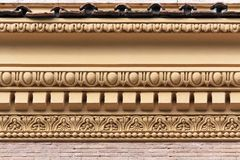 Vatican facade detail Royalty Free Stock Photo