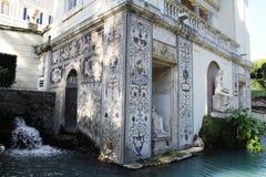 Vatican fountain Stock Photography