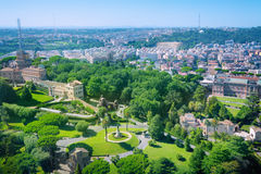 Vatican Gardens Stock Photos