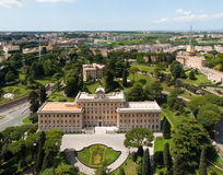 Vatican Governatore in Rome Stock Photos