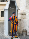 Vatican guard Stock Photo