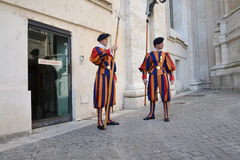 Vatican Guard Stock Photos