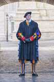 Vatican Guard Stock Photo