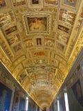 Vatican Hallway Stock Images