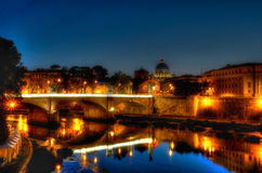Vatican HDR Royalty Free Stock Images