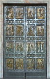 Vatican. the holy door Royalty Free Stock Photography