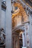 Vatican insida Arkivbilder