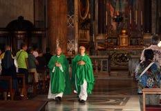 Vatican, Italia Foto de archivo libre de regalías