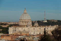 Vatican, Italy. Royalty Free Stock Photos