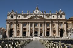 The Vatican Royalty Free Stock Photos