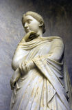 Vatican italy rome sculpture museum Stock Photo