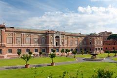 Vatican-Museen Lizenzfreies Stockbild