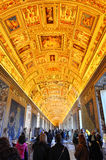 Vatican museum Royalty Free Stock Photo