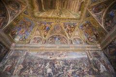 Vatican museum detail Stock Image