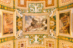 Vatican museum Royalty Free Stock Photography