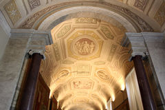 Vatican Museum Gallery. Royalty Free Stock Images