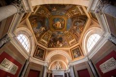 Vatican museum interior Royalty Free Stock Image