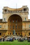 Vatican Museum, Rome, Italy. Stock Photo