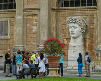 Vatican Museum, Rome, Italy. Royalty Free Stock Photography