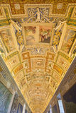 Vatican museum room Stock Photo