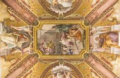 Vatican museum room Royalty Free Stock Photography