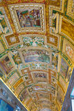 Vatican Museum in the Vatican Cit Stock Photos