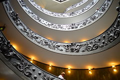 Vatican museum vatican city Stock Images