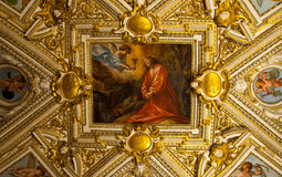 Vatican Museums - ceiling Royalty Free Stock Image