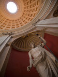 Vatican museums inside Stock Photography