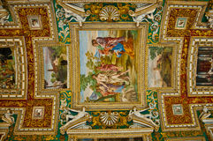 Vatican Museums Stock Image