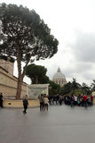 Vatican Museums. Rome Stock Photography