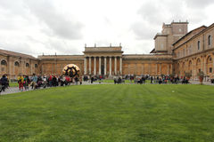 Vatican Museums. Rome Stock Image