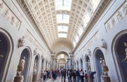 Vatican Museums in Rome, Italy Stock Images