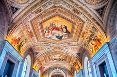 Vatican Museums, Rome - Italy Stock Image