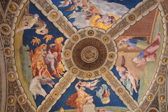 Vatican Museums and Sistine Chapel stock photos