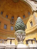 Vatican-Museums-Skulptur Lizenzfreie Stockfotografie