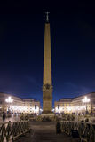 Vatican Obelisk Royalty Free Stock Images