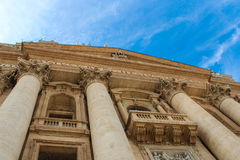 Vatican outdoors Royalty Free Stock Photography