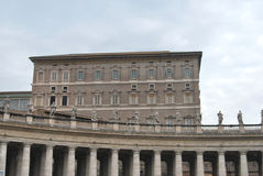 Vatican Palace Stock Photos