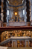 Vatican para dentro Imagens de Stock