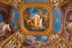 Vatican para dentro fotografia de stock