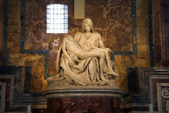 Vatican - pieta Royalty Free Stock Photo