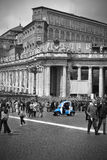 Vatican police patrolling Royalty Free Stock Images