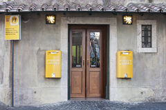 Vatican post office Stock Image