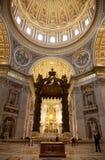 Vatican Rom stockfotos
