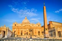 Vatican, Rom Lizenzfreies Stockbild