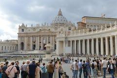 Vatican Roma Immagine Stock