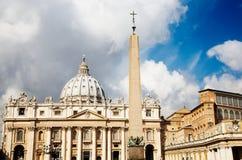 Vatican Roma Imágenes de archivo libres de regalías